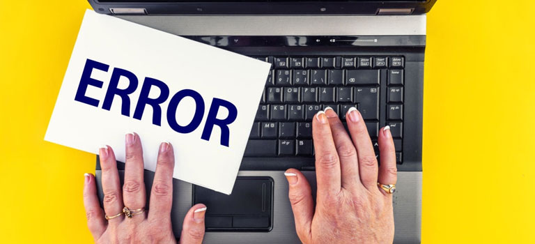 Most Common Seo Errors
